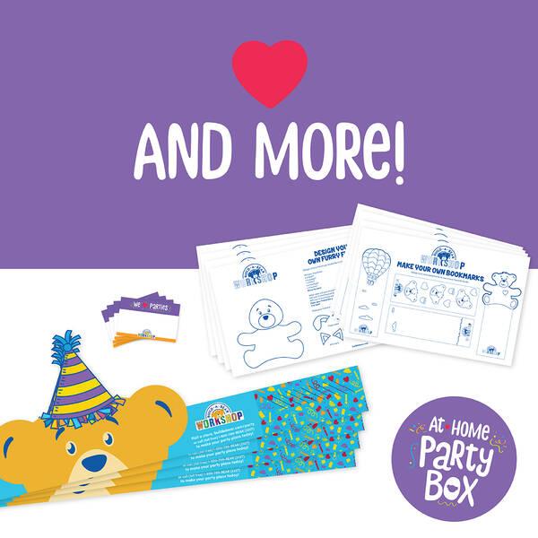 Bear Hugs Party Box – 4 People, , hi-res