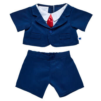 Navy Business Suit 2 pc. - Build-A-Bear Workshop®