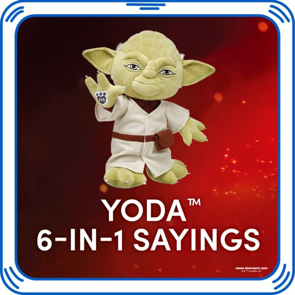 Star Wars™ Yoda 6-in-1 Sayings, , hi-res