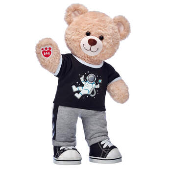 Happy Hugs Teddy Space Jogger Gift Set, , hi-res