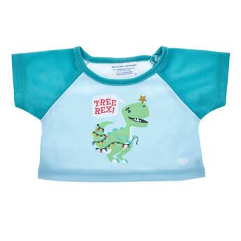 Online Exclusive Tree Rex T-Shirt - Build-A-Bear Workshop®
