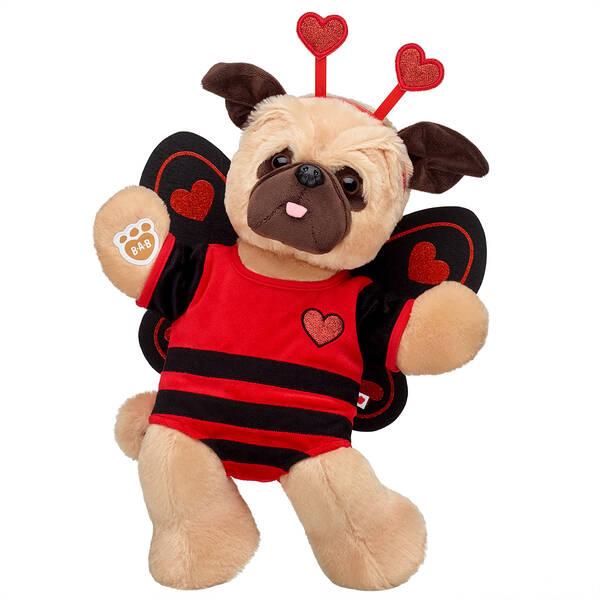 Online Exclusive Love Pug Gift Set, , hi-res