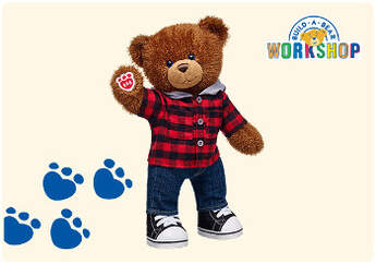 An E-Gift Card makes a beary special gift for any occasion!