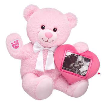 Online Exclusive Pink Baby Bear Deluxe Gift Set, , hi-res