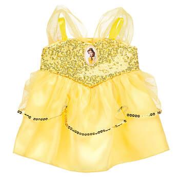 Disney Princess Belle Dress - Build-A-Bear Workshop®