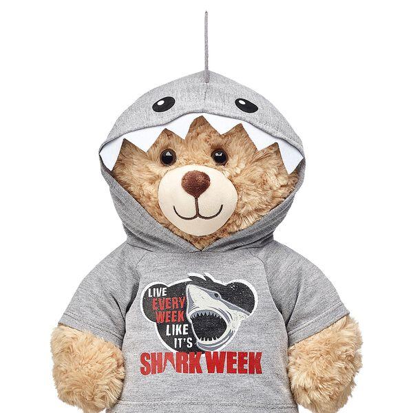 Shark Week Hoodie, , hi-res