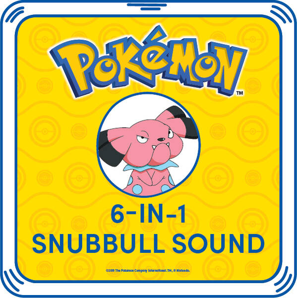 6-in-1 Snubbull Sound - Build-A-Bear Workshop®