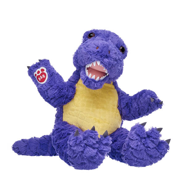 Purple Tyrannosaurus Rex - Build-A-Bear Workshop®
