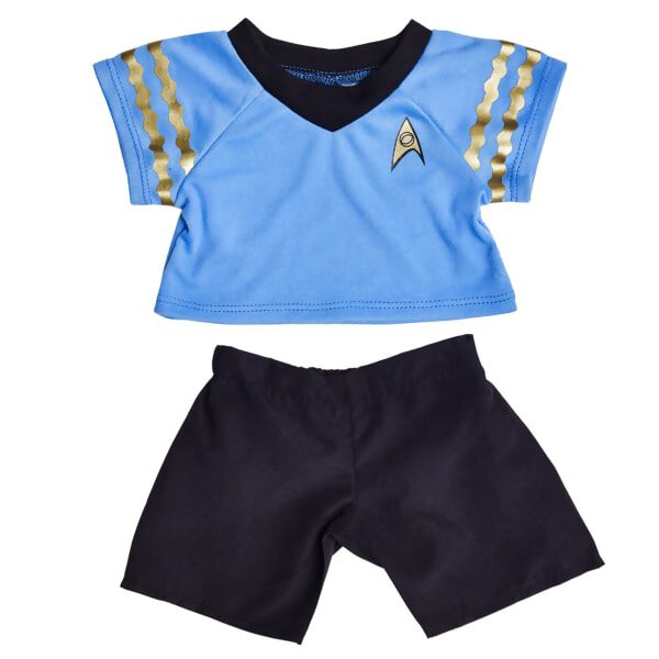 Star Trek Blue Uniform 2 pc., , hi-res