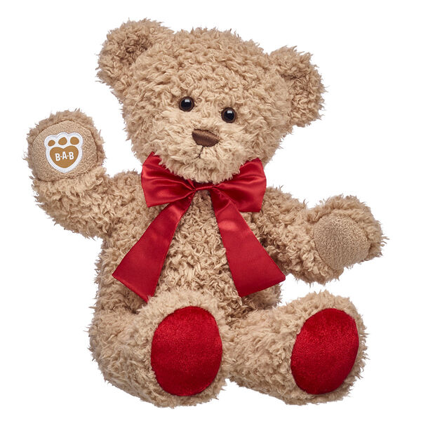 Timeless Teddy Red Bow Gift Set, , hi-res