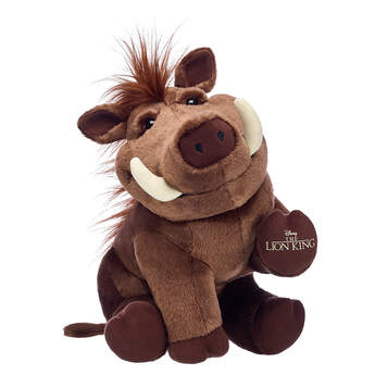 Disney The Lion King Pumbaa - Build-A-Bear Workshop®