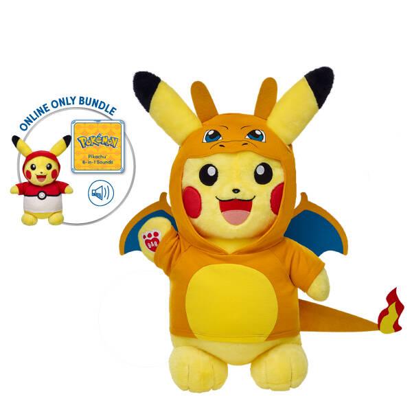 Online Exclusive Pikachu Bundle, , hi-res
