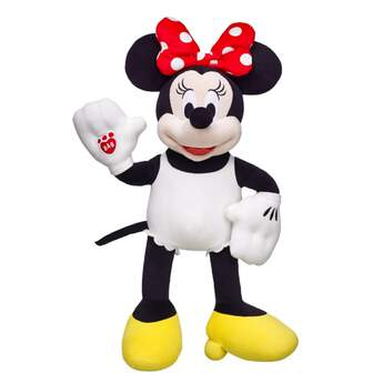Disney Minnie Mouse Soft Toy - Build-A-Bear Workshop®