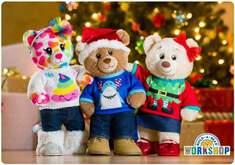 Christmas E-Gift Card - Build-A-Bear Workshop®
