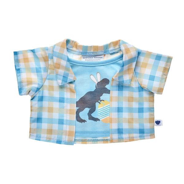 Easter Dinosaur 2-Fer Shirt, , hi-res