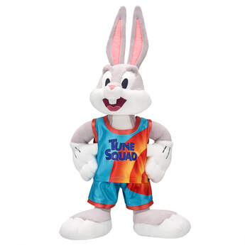 Online Exclusive Space Jam: A New Legacy Tune Squad Basketball Uniform - Build-A-Bear Workshop®