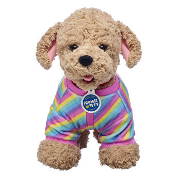 Rainbow Stripes Sleeper - Build-A-Bear Workshop®