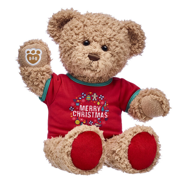 Timeless Teddy Merry Christmas Gift Set, , hi-res