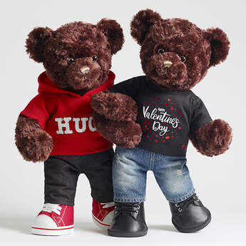 Hugs and Wishes Bear - Build-A-Bear Workshop®