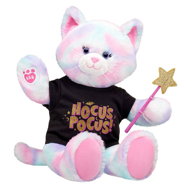 Pastel Swirl Kitty Hocus Pocus Gift Set, , hi-res
