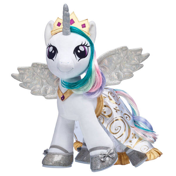 My Little Pony Princess Celestia® Furry Friend Gift Set, , hi-res