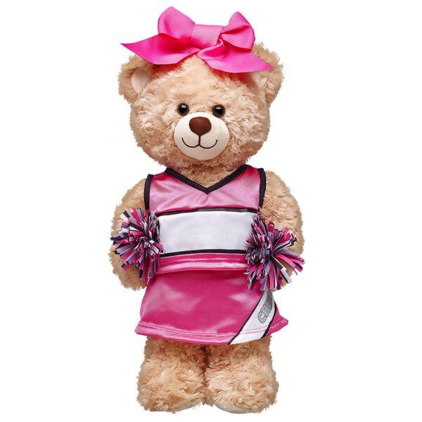 Pink Cheerleading Uniform 5 pc., , hi-res