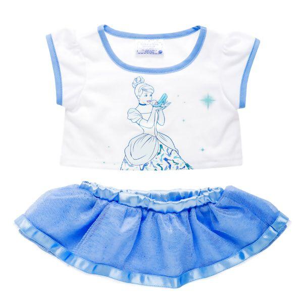 Disney Princess Cinderella Skirt Outfit 2 pc., , hi-res