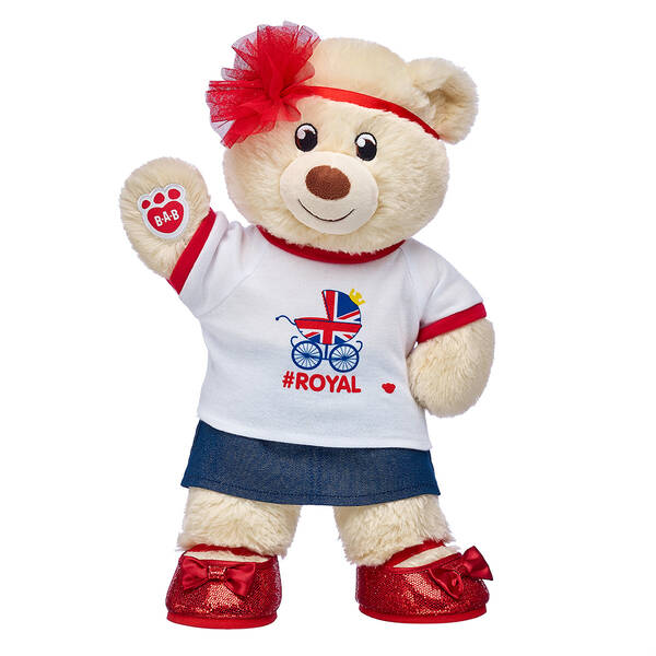Online Exclusive Lil' Cub® Pudding #Royal Baby Gift Set, , hi-res