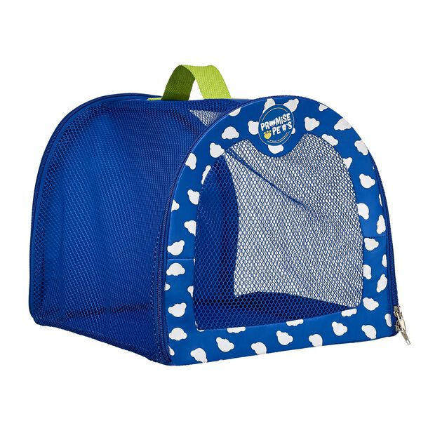 Promise Pets™ Blue Pet Carrier, , hi-res