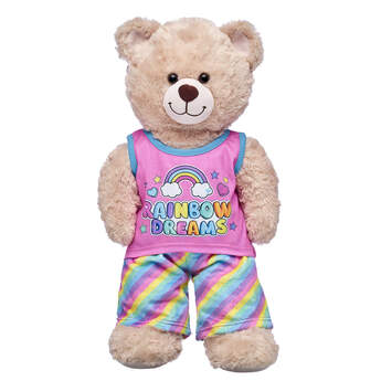 Rainbow Dreams PJ Set - Build-A-Bear Workshop®