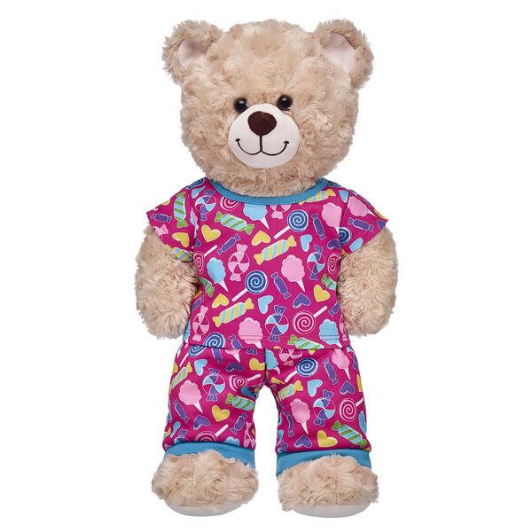 Pink Candy Pyjamas, , hi-res