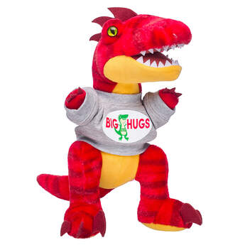 Online Exclusive Red Raptor Big Hugs Gift Set, , hi-res