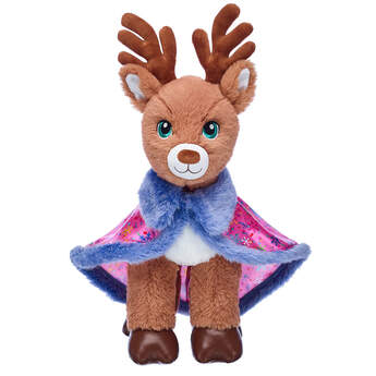 Snowflake Reindeer Cape - Build-A-Bear Workshop®