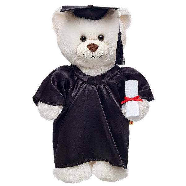 Black Graduation Set 4 pc., , hi-res