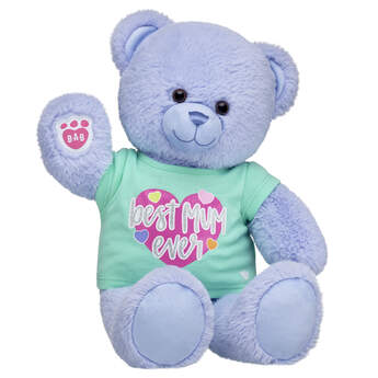 Online Exclusive Lavender Bear Mother's Day Gift Set, , hi-res