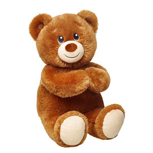 Teddy bears make your own teddy bear build a bear lil39 hazelnut cub voltagebd Image collections