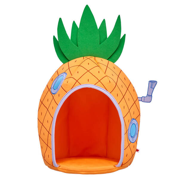 SpongeBob SquarePants Plush Pineapple House - Build-A-Bear Workshop®