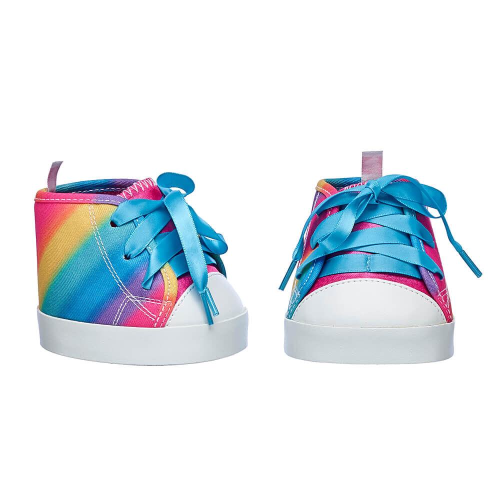 Rainbow High-Tops for Soft Toys   Shop