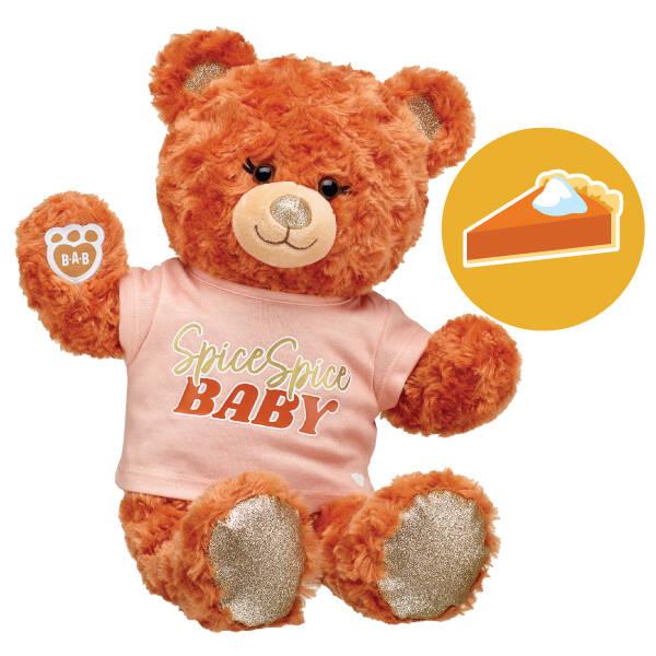 Online Exclusive Pumpkin Sparkle Bear Gift Set, , hi-res