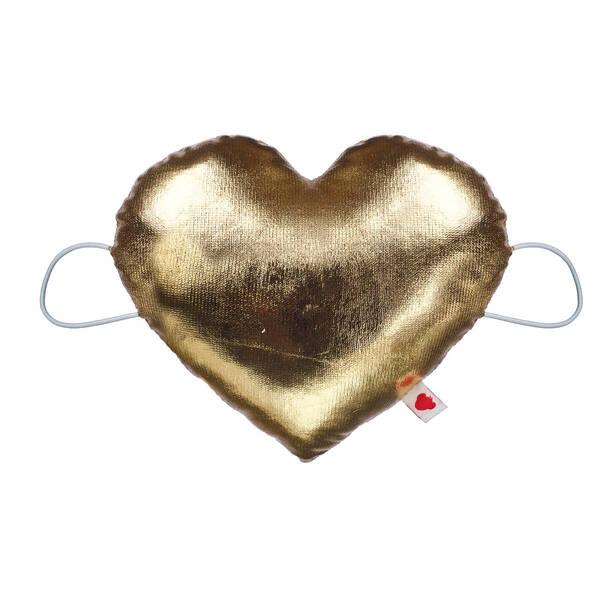 Gold Heart Wristie - Build-A-Bear Workshop®