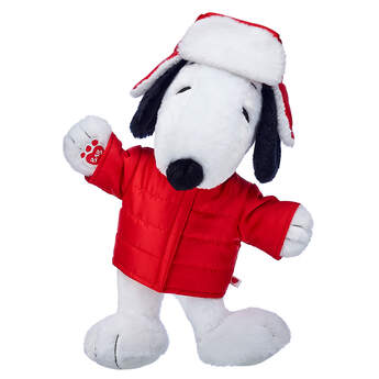 Online Exclusive Snoopy Winter Gift Set, , hi-res