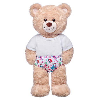 Sloth Christmas Underwear - Build-A-Bear Workshop®