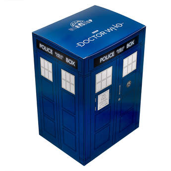 Online Exclusive Eleventh Doctor TARDIS Gift Box - Build-A-Bear Workshop®