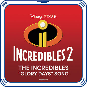 "Add this exciting and heartfelt song from ""Incredibles 2"" to your furry friend! With this plush toy sound insert, you can hear the Incredibles ""Glory Days"" song every time you squeeze your furry friend's paw. Personalize a furry friend online to make the perfect gift. Free shipping on orders over $45. Shop now!"