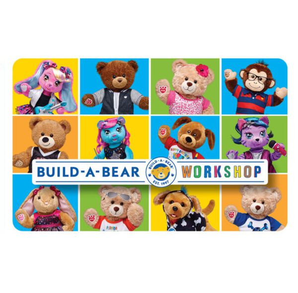 Build A Bear Uk Voucher