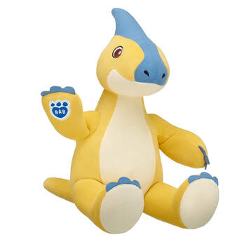 Yellow Parasaur - Build-A-Bear Workshop®