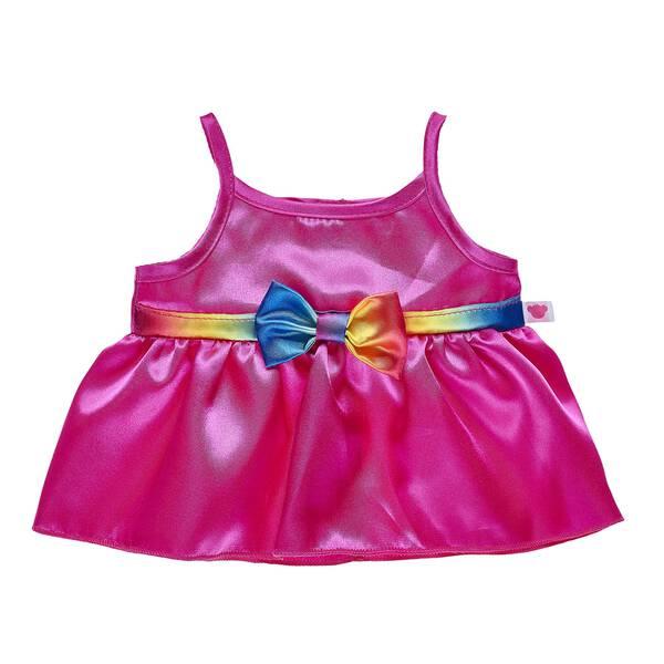 Condo Cubs Pink Dress - Build-A-Bear Workshop®