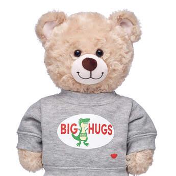 Online Exclusive Big Hugs Small Arms Dino Sweatshirt - Build-A-Bear Workshop®