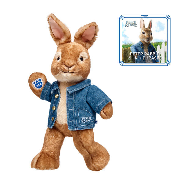 Peter Rabbit™ with 5-in-1 Sound, , hi-res