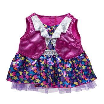 Honey Girls Star 2-Fer Dress, , hi-res